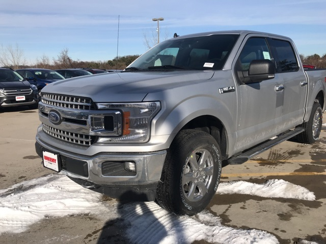 2019 F-150 SuperCrew Cab 4x4,  Pickup #CFA92900 - photo 3