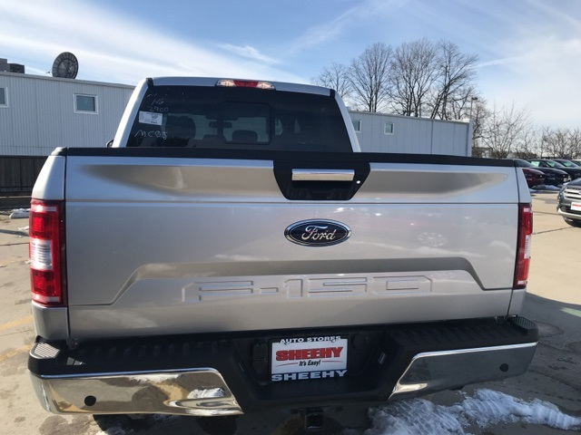 2019 F-150 SuperCrew Cab 4x4,  Pickup #CFA92900 - photo 2