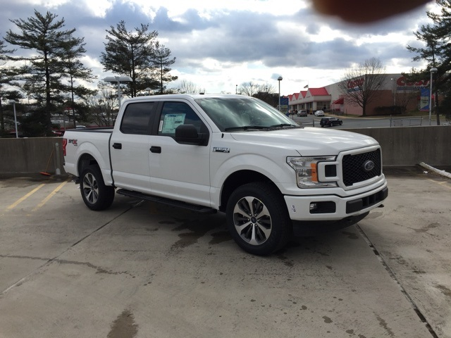 2019 F-150 SuperCrew Cab 4x4,  Pickup #CFB01295 - photo 4