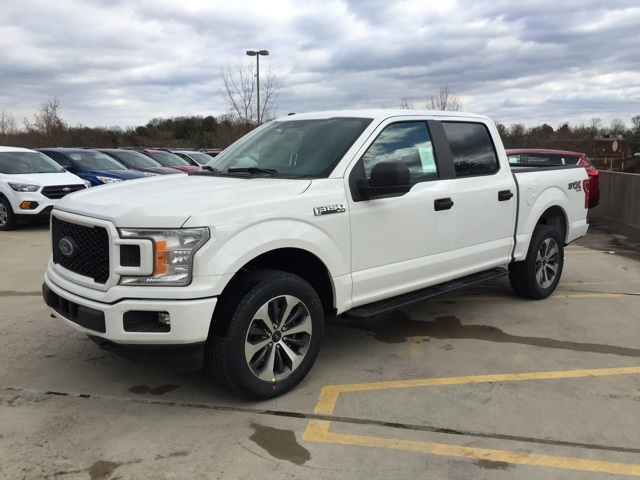 2019 F-150 SuperCrew Cab 4x4,  Pickup #CFB01295 - photo 1