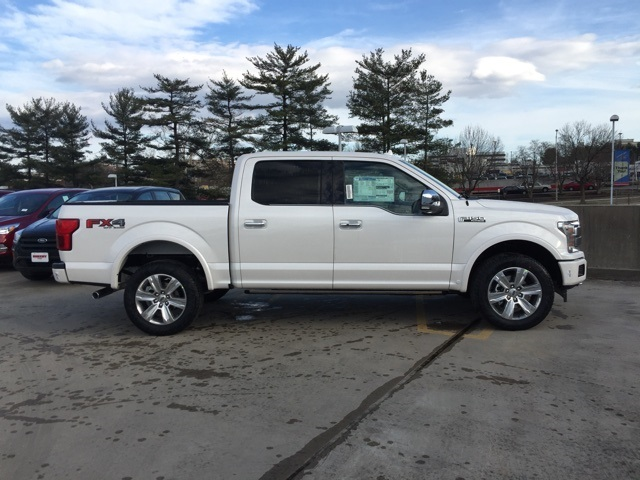 2019 F-150 SuperCrew Cab 4x4,  Pickup #CFB01296 - photo 4