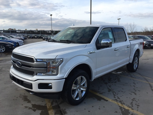 2019 F-150 SuperCrew Cab 4x4,  Pickup #CFB01296 - photo 1