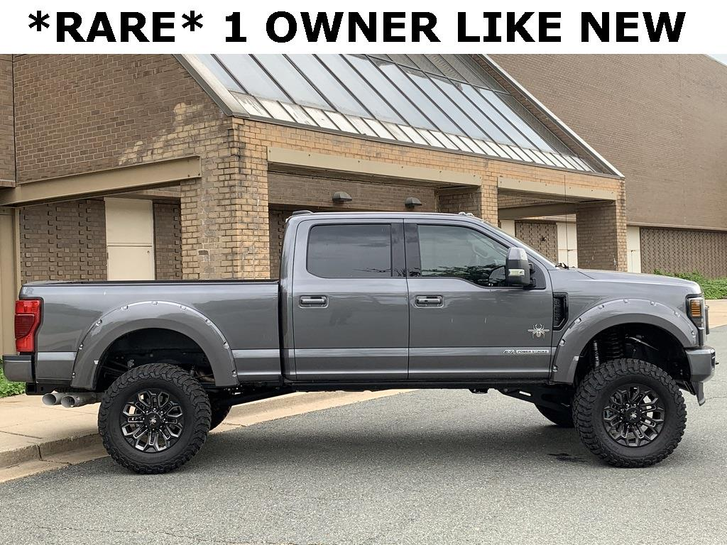2021 Ford F-250 Crew Cab 4x4, SCA Performance Pickup #CFB0262A - photo 4
