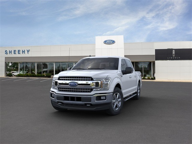 2020 F-150 SuperCrew Cab 4x4, Pickup #CFB05846 - photo 4