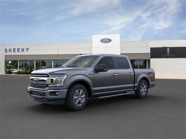 2020 F-150 SuperCrew Cab 4x4, Pickup #CFB05849 - photo 3