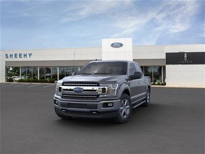 2020 F-150 SuperCrew Cab 4x4, Pickup #CFB05849 - photo 4