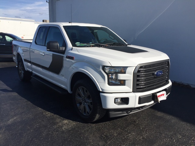 2017 F-150 Super Cab 4x4,  Pickup #CFB06803 - photo 3