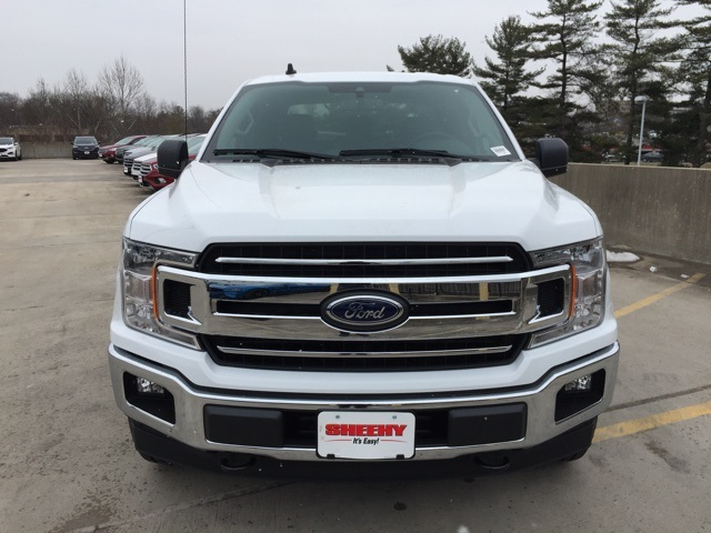 2019 F-150 SuperCrew Cab 4x4,  Pickup #CFB12915 - photo 10