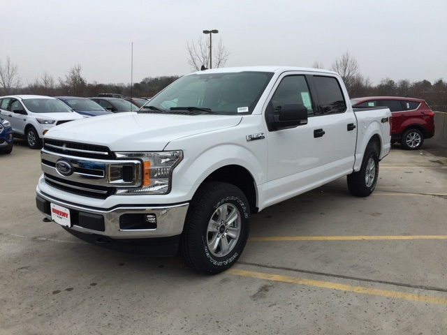 2019 F-150 SuperCrew Cab 4x4,  Pickup #CFB12915 - photo 11