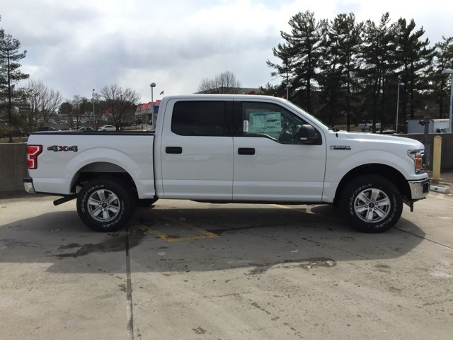 2019 F-150 SuperCrew Cab 4x4,  Pickup #CFB12915 - photo 4