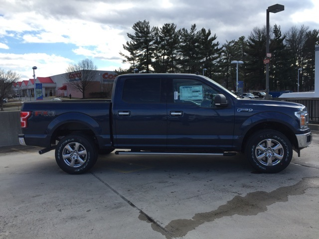 2019 F-150 SuperCrew Cab 4x4,  Pickup #CFB12923 - photo 4
