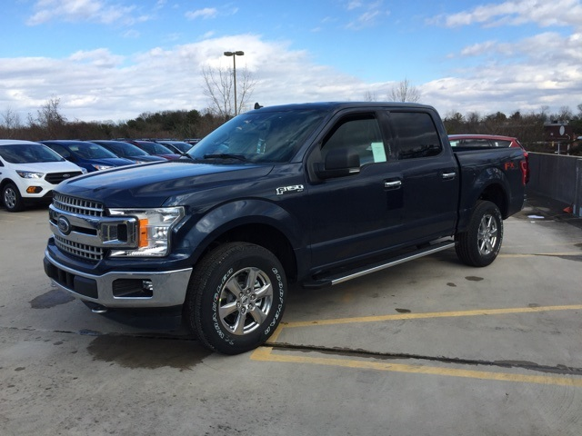 2019 F-150 SuperCrew Cab 4x4,  Pickup #CFB12923 - photo 1