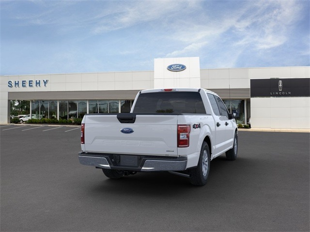 2020 Ford F-150 SuperCrew Cab 4x4, Pickup #CFB13304 - photo 1