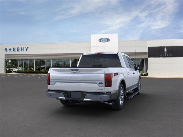 2020 Ford F-150 SuperCrew Cab 4x4, Pickup #CFB13305 - photo 1