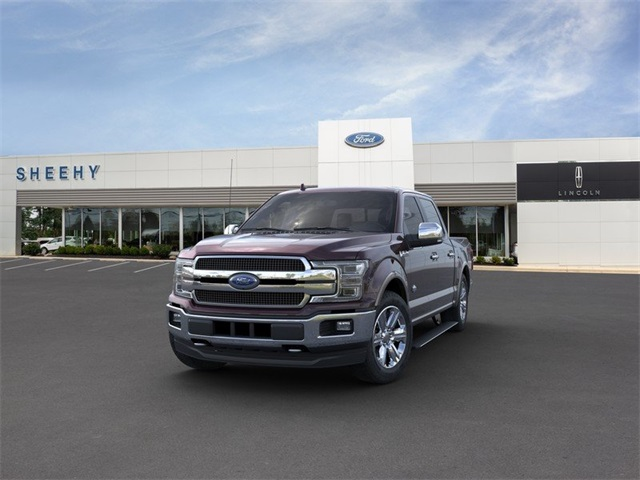 2020 F-150 SuperCrew Cab 4x4, Pickup #CFB18195 - photo 4