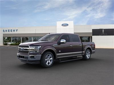 2020 F-150 SuperCrew Cab 4x4, Pickup #CFB18195 - photo 1