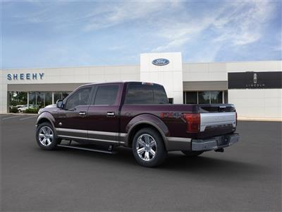 2020 F-150 SuperCrew Cab 4x4, Pickup #CFB18195 - photo 2
