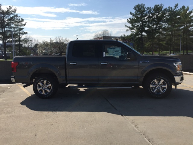 2019 F-150 SuperCrew Cab 4x4,  Pickup #CFB25537 - photo 5