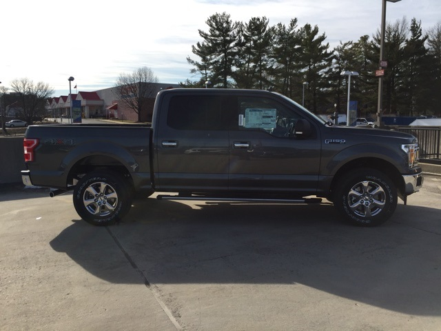 2019 F-150 SuperCrew Cab 4x4,  Pickup #CFB25559 - photo 3