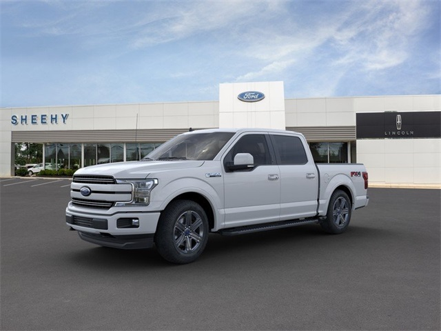 2020 F-150 SuperCrew Cab 4x4, Pickup #CFB43126 - photo 3