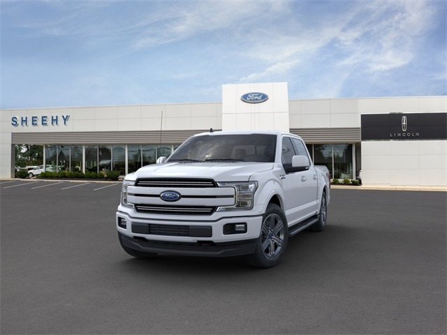 2020 F-150 SuperCrew Cab 4x4, Pickup #CFB43126 - photo 4