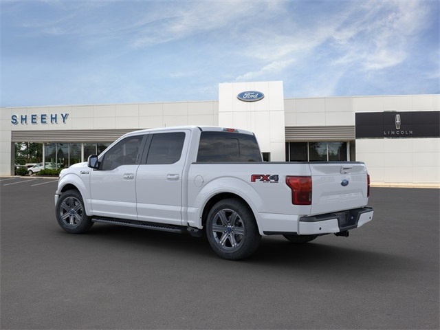 2020 F-150 SuperCrew Cab 4x4, Pickup #CFB43126 - photo 6