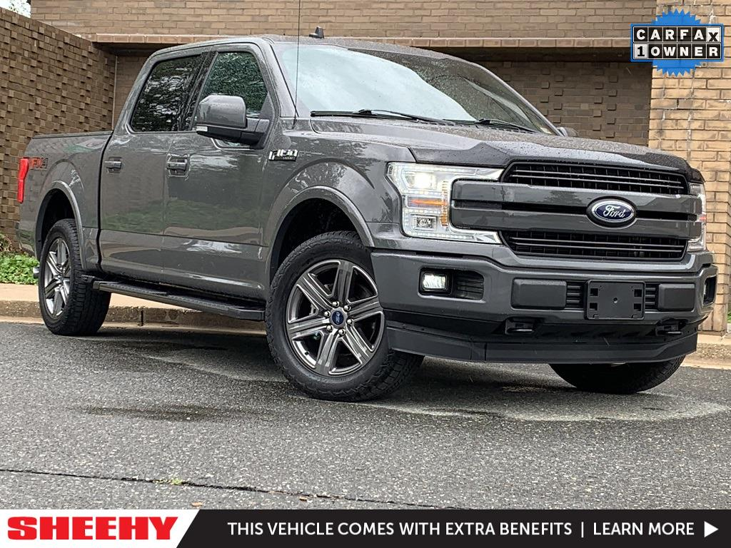 2020 Ford F-150 SuperCrew Cab 4x4, Pickup #CMA9401A - photo 1