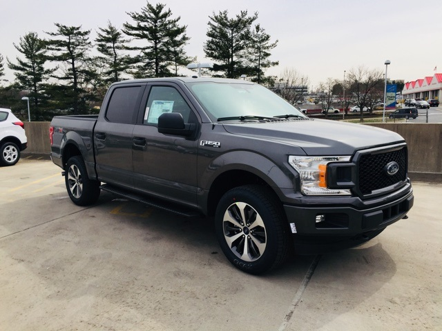 2019 F-150 SuperCrew Cab 4x4,  Pickup #CFB43759 - photo 4