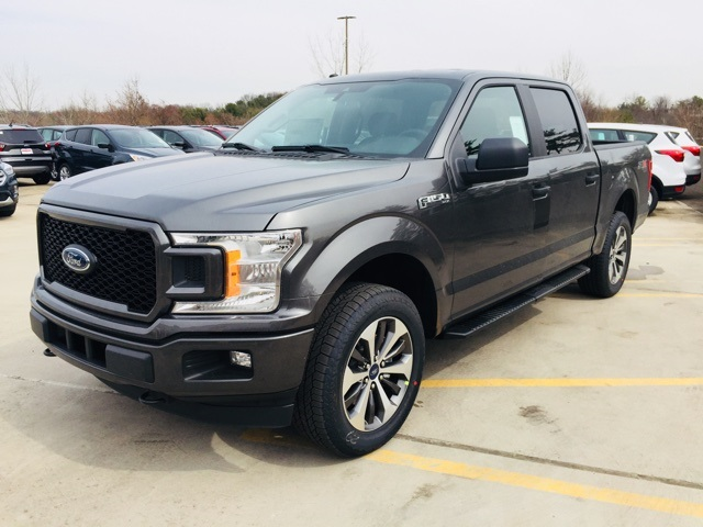 2019 F-150 SuperCrew Cab 4x4,  Pickup #CFB43759 - photo 3