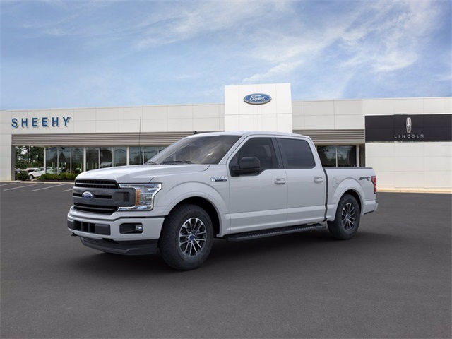 2020 Ford F-150 SuperCrew Cab 4x4, Pickup #CFB44147 - photo 3