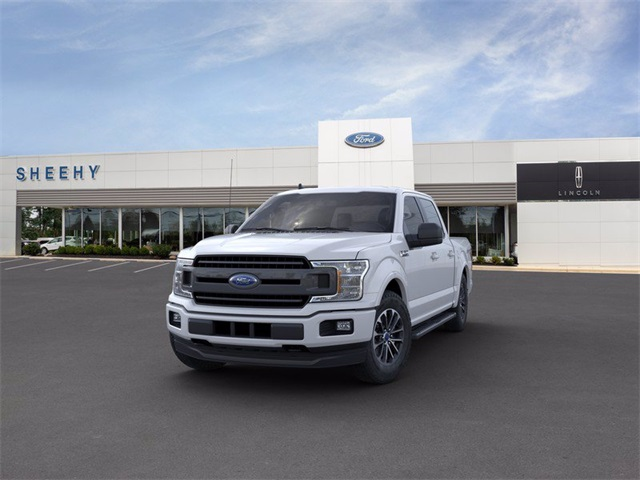 2020 Ford F-150 SuperCrew Cab 4x4, Pickup #CFB44147 - photo 4