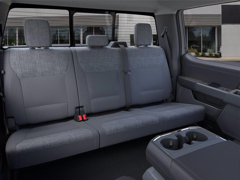 2021 Ford F-150 SuperCrew Cab 4x4, Pickup #CFB52324 - photo 11