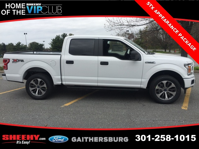 2019 F-150 SuperCrew Cab 4x4,  Pickup #CFB59570 - photo 1
