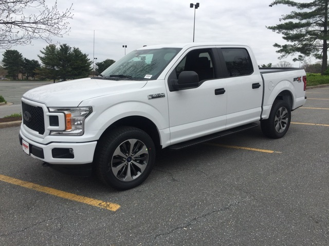 2019 F-150 SuperCrew Cab 4x4,  Pickup #CFB59570 - photo 4