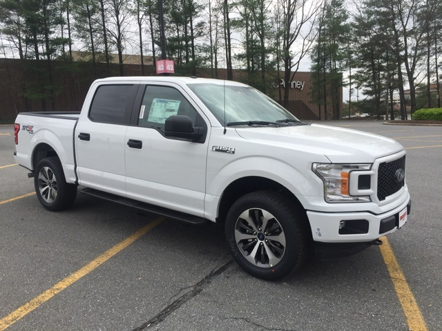 2019 F-150 SuperCrew Cab 4x4,  Pickup #CFB59570 - photo 3