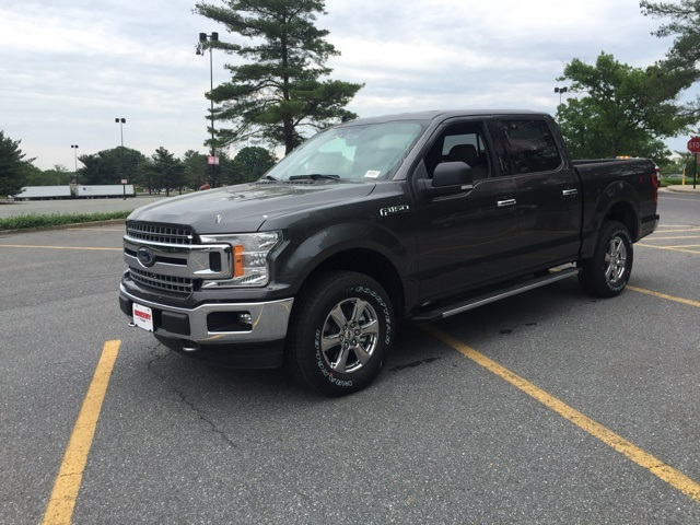 2019 F-150 SuperCrew Cab 4x4,  Pickup #CFB59574 - photo 5