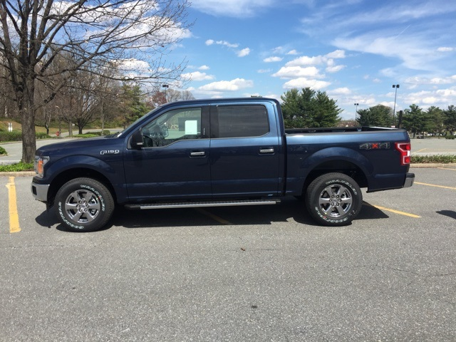 2019 F-150 SuperCrew Cab 4x4,  Pickup #CFB59576 - photo 3