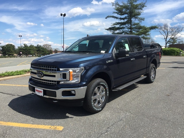 2019 F-150 SuperCrew Cab 4x4,  Pickup #CFB59576 - photo 1