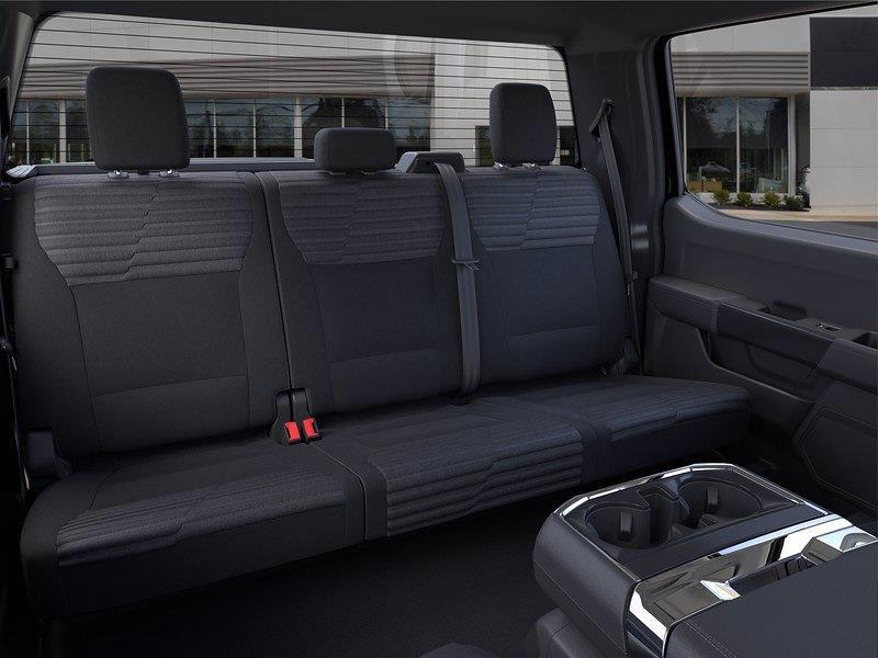 2021 Ford F-150 SuperCrew Cab 4x4, Pickup #CFB60716 - photo 11