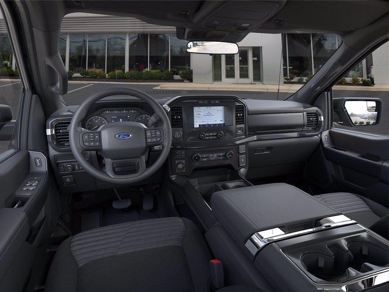 2021 Ford F-150 SuperCrew Cab 4x4, Pickup #CFB60717 - photo 9