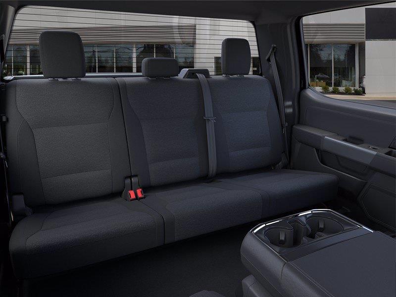 2021 Ford F-150 SuperCrew Cab 4x4, Pickup #CFB60718 - photo 11