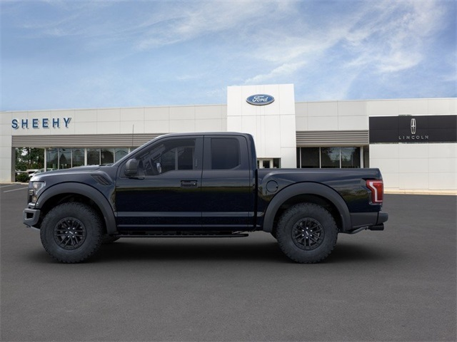 2020 F-150 Super Cab 4x4, Pickup #CFB62721 - photo 5