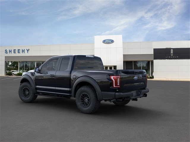 2020 F-150 Super Cab 4x4, Pickup #CFB62721 - photo 6