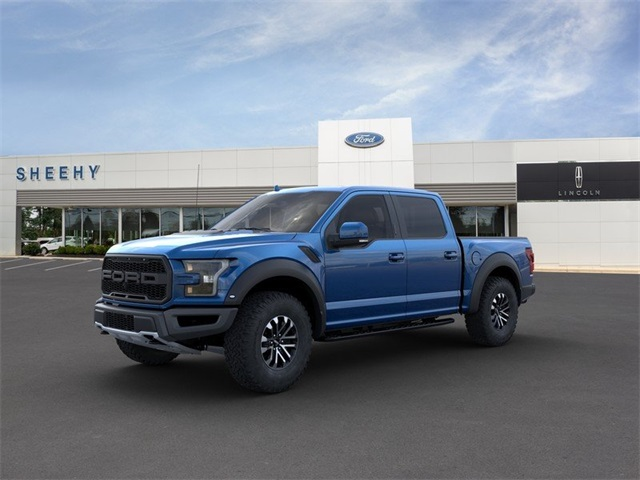 2020 Ford F-150 SuperCrew Cab 4x4, Pickup #CFB62762 - photo 3