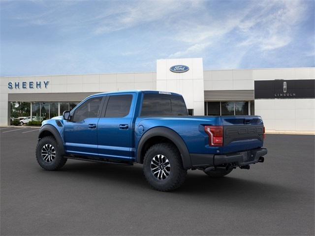 2020 Ford F-150 SuperCrew Cab 4x4, Pickup #CFB62762 - photo 6
