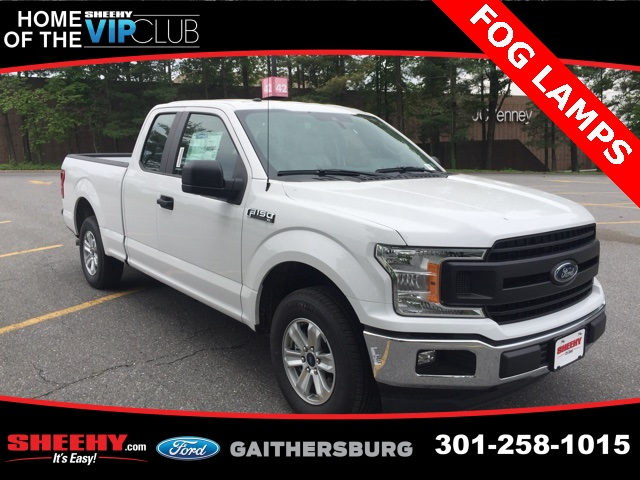 2019 F-150 Super Cab 4x2,  Pickup #CFB64528 - photo 1