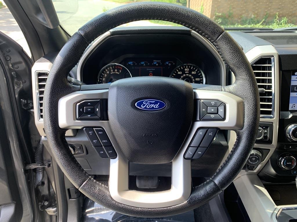 2016 Ford F-150 SuperCrew Cab 4x4, Pickup #CFB6799A - photo 5