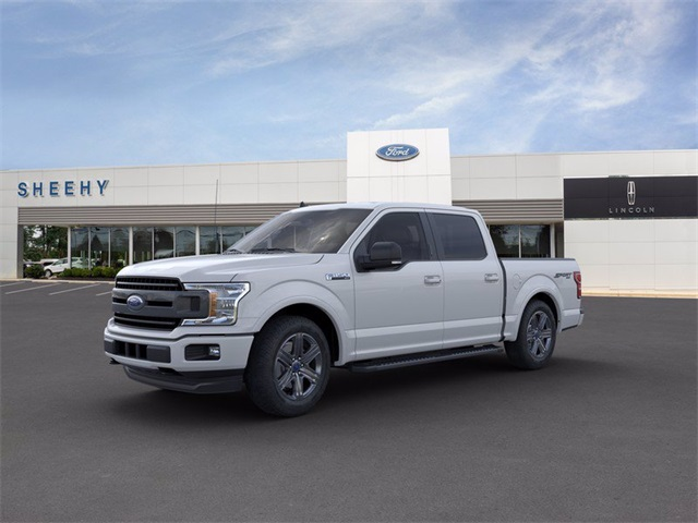 2020 Ford F-150 SuperCrew Cab 4x4, Pickup #CFB76498 - photo 3