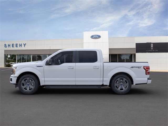 2020 Ford F-150 SuperCrew Cab 4x4, Pickup #CFB76498 - photo 5
