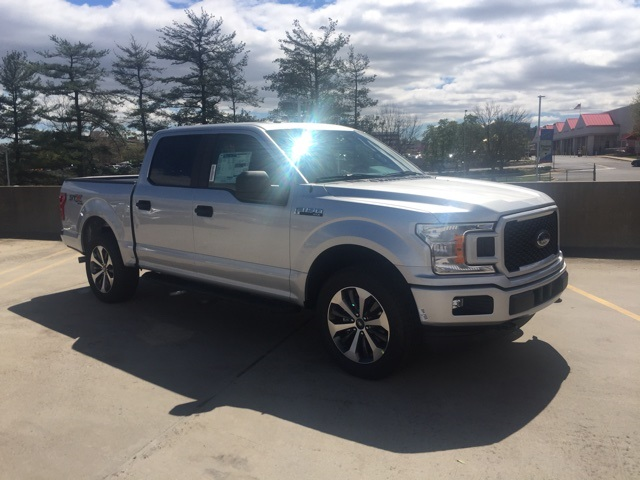 2019 F-150 SuperCrew Cab 4x4,  Pickup #CFB77744 - photo 1